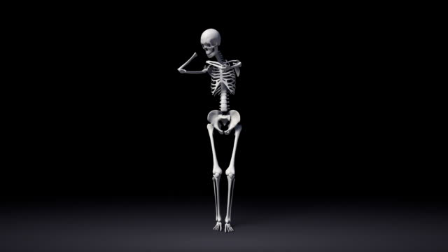 Stretching And Exercising Human Skeletal System video