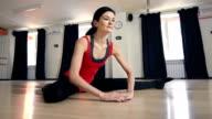 Stretching Class video