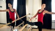 Stretching Legs video