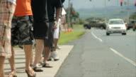 Strike Walk video