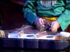 Stringed Thai Musical Instument video