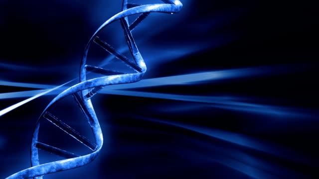DNA string,seamless loop video