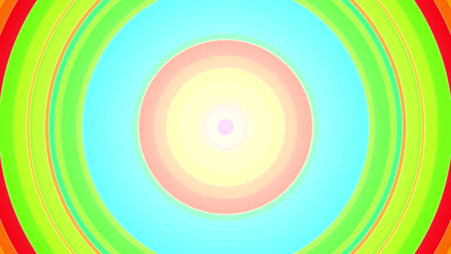 Stripe Wheel Multi Colour video