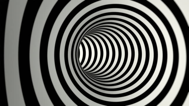Striped Tunnel (Loopable) video