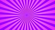 Stripes rotating. Seamless loop video