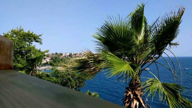 Strong wind of Antalya video