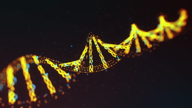 DNA Structure Background video