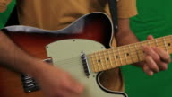 Strumming Electric Guitar video