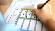 student exam video