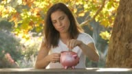Student loan debt financial troubles of people at university fee repayments video