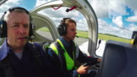 Student Pilot Takeoff Practice video