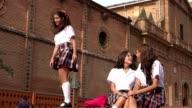 Student Teen Girl Dancing video