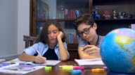 students bored video