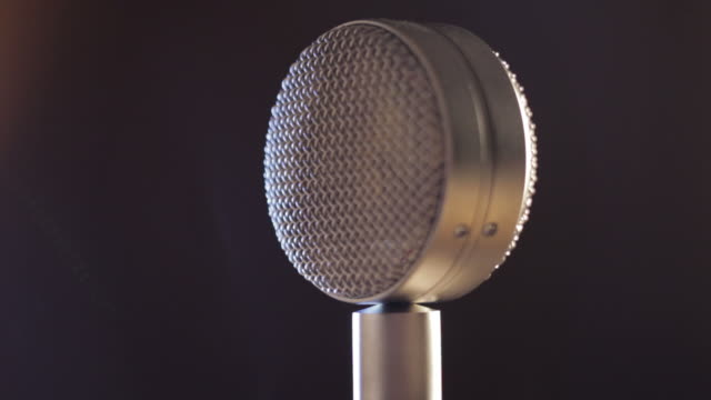 Studio Microphone video
