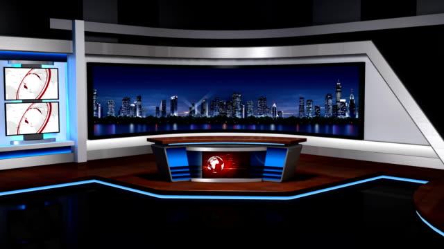 TV Studio video