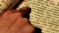 Study of the wisdom of old books video