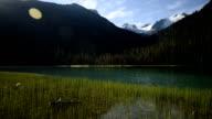 Stunning Mountain Lake video