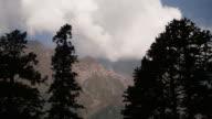 Stunning natural surroundings of the Himalayas video