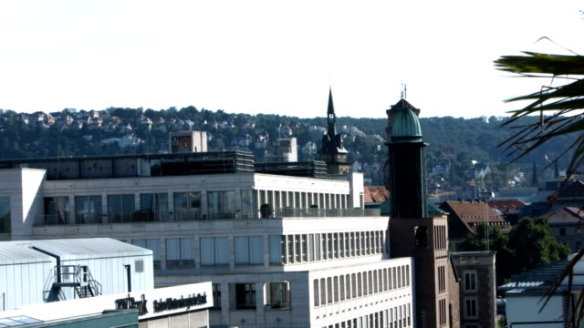 Stuttgart Architecture and Hoher Bopser Hill Dwellings video