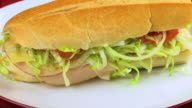 Sub Sandwich HD video