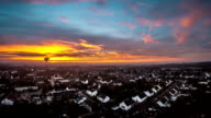 AERIAL : Suburban Houses video