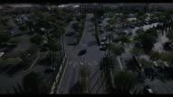 Suburban Parking Lot video