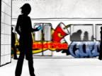 Subway Animation video