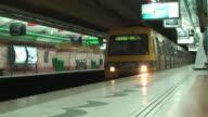 Subway (Subte) - Buenos Aires, Argentina video