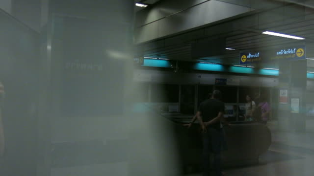 Subway in Asia video