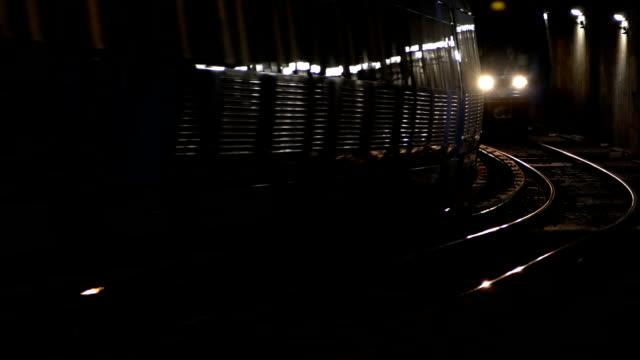 Subway in Stockholm, Sweden video