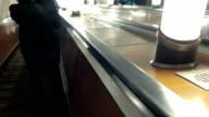 Subway Station Escalator video