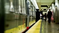SF Subway Time Lapse video