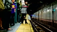 NYC Subway Time Lapse video