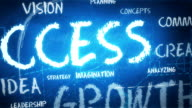 Success Background (Loopable) video