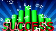 Success Background video