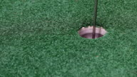 Success Golf Putting video