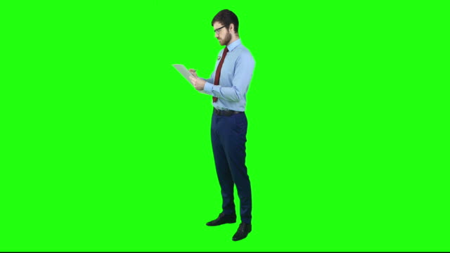 Successful Office Worker video