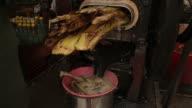 sugar cane juicer video