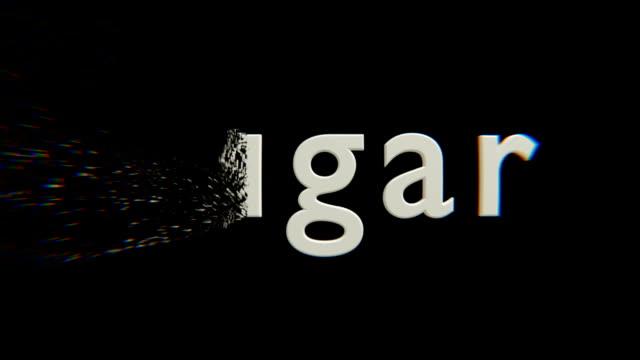 Sugar No (HD) video