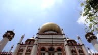 VDO :Sultan mosque in Singapore video