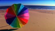 Summer beach escape video
