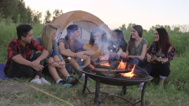 Summer Camping Trip with Friends video