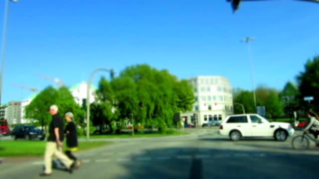 Summer City Car Drive video