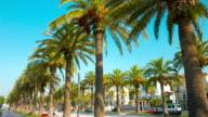 Summer in Europe, Salou City in Spain video