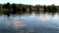 Summer lake in Finland video