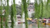 Summer Palace and Kunming Lake, Beijing, China video