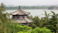 Summer Palace and Kunming Lake, Beijing, China video