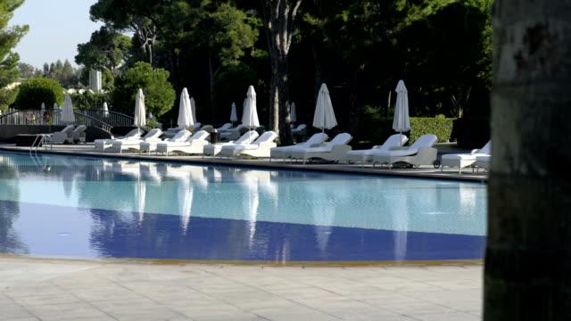 Summer Poolside video