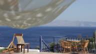 Summer Resort, Aegean Sea, Datca, Turkey video
