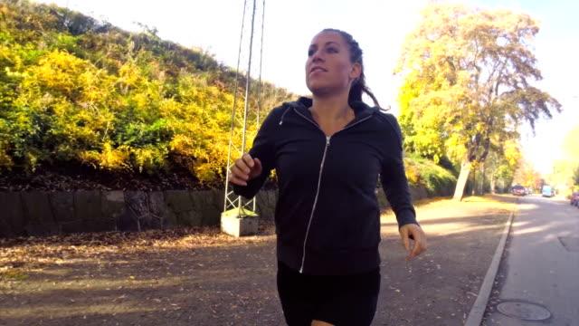 Sunny Autumn Run video